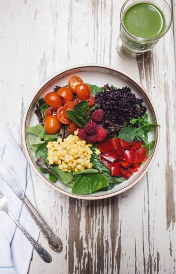 maman salade